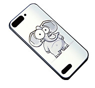 For Huawei Case Pattern Case Back Cover Case Elephant Hard PC Huawei G6