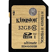 Kingston 32GB SD Card memory card UHS-I U1 Class10