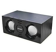 JITENG V10 Wood Bluetooth Wireless Speaker