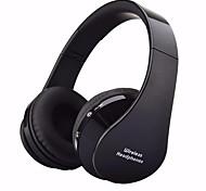 Original NX-8252 Wireless Stereo Bluetooth HiFi Headphone Foldable Sports Earphone with Microphone music Headset for iPhone