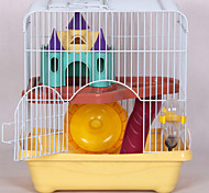 Rodents Cages Yellow