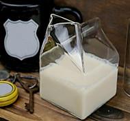 estilo cartón taza de leche