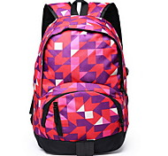 30 L Luggage / Wristlet Bag / Travel Duffel / Daypack / Backpack / Laptop Pack Camping & Hiking / Leisure Sports / Traveling / Running