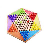 Blocos de Construir / Jogo de Tabuleiro / Brinquedo Educativo para presente Blocos de Construir Hobbies de Lazer Circular / Quadrangular