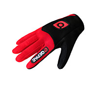 Gloves Sports Gloves Unisex Cycling Gloves Spring Summer Autumn/Fall Winter Bike GlovesKeep Warm Anti-skidding Easy-off pull tab