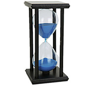 Hourglasses Novelty & Gag Toys Cylindrical Wood Black Blue 5 to 7 Years 8 to 13 Years 14 Years & Up