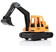 Educational Toy Excavating Machinery Map Metal Children's Day