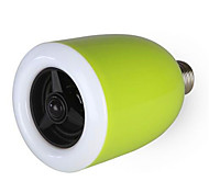 E27 85-265V 6W Mobile APP Control Smart Home Led Bluetooth Speaker Energy-Saving Bulbs