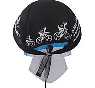 XINTOWN New Fashion Sport Unisex Cycling Hat Headband Men and Women Cap Quick Dry Cycling Skull Headband Black