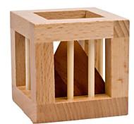 Мин Блокировка Kong Игрушки Дерево Верблюжий Для мальчиков Для девочек 5-7 лет 8-13 лет от 14 лет