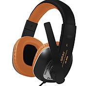 Нейтральный продукт GS-M995 Наушники с оголовьемForМедиа-плеер/планшетный ПК / Мобильный телефон / КомпьютерWithС микрофоном / DJ /