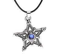 Necklace Black Rock Shooter Star Pendant Necklaces Jewelry Party / Daily Unique Design