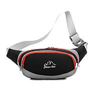 Waist Bag/Waistpack Backpack Belt Pouch/Belt Bag Chest Bag for Camping & Hiking Jogging Traveling Cycling/Bike Running Sports Bag