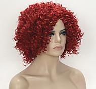 Новая мода прическа Рианны шапки синтетическая среда вьющиеся волосы парик