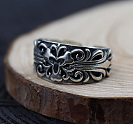 Ring Jewelry Sterling Silver Punk Silver Jewelry Daily Casual 1pc
