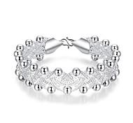 Bracelet Chaînes & Bracelets Bracelets Rigides Cuivre Plaqué argent Gland Mode Bohemia style Style Punk PersonnaliséAnniversaire
