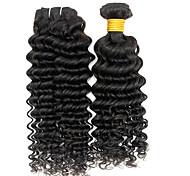 Vinsteen Malaysian Hair Weave Bundles 2 pcs/Lot 200g Deep Wave Best 8A Unprocessed Brazillian Peruvian Indian Malaysian Cambodian Human Hair Extension