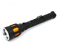 SupFire LED Flashlights/Torch LED 1000 Lumens Mode Cree XM-L T6 Lithium Battery Compact Size Easy CarryingCamping/Hiking/Caving Everyday