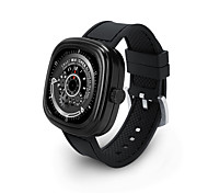 Smartwatch Water Resistant / Water Proof Heart Rate Monitor Message Control Camera Control Audio Remote Control Music Hands-Free Calls