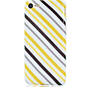 For IMD Glitter Shine Process Striped Semi-Surrounded Pattern Soft TPU Phone Case for iPhone 7 Plus 7 6Plus 6S 6