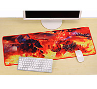 Professional Custom Computer Game Monkey Gaming Mouse Pad Used for  Deskop And Laptop Computer 30x80x0.2cm