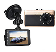 Newest Car DVR Camera Novatek Camcorder 1080P Full HD Video 3.0 Inches Screen r G-sensor DashCam Came