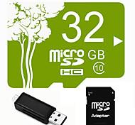 Outro 32GB MicroSD Classe 10 20 Outro Leitor de Cartão Tudo-em-Um Leitor de Cartão Micro SD Leitor de Cartão SD USB 2.0