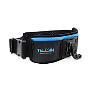 TELESIN Waist Strap Band Mount With J-hook Mount Vertical Buckle for GoPro Hero 5 4 3 Xiaomi yi 2 Action Camera Accessories