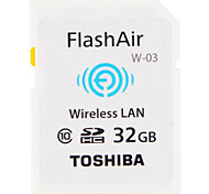 Toshiba 32GB SD Card wifi tarjeta de memoria Clase 10 FlashAir