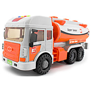 Truck Pull Back Vehicles 1:25 Metal Plastic Green