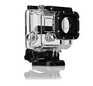 Accessori per GoPro,Montatura impermeabile Impermeabile Conveniente, Per-Videocamera sportiva,Gopro Hero 3 Gopro Hero 3+ Gopro Hero 4