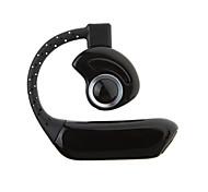 cancelamento de ruído projeto hd wireless som in-ear fone de ouvido bluetooth para iPhone 5 6 6s mais Samsung Galaxy mais android
