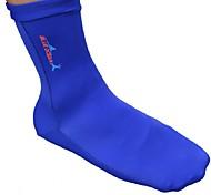 BlueDive® Детские унисекс 1mm Перчатки для дайвинга Дышащий Быстровысыхающий Ультрафиолетовая устойчивость Бесшовные Мягкий Тактель