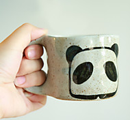 Novelty Drinkware, 180 ml Panda Ceramic Coffee Milk Coffee Mug