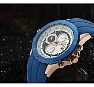CURREN M8143 Fashion Sports Leisure Quartz Watch