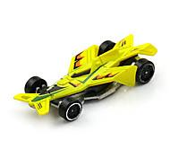 F1 car Toys 1:64 Metal Plastic Yellow