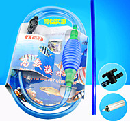 Aquarium Pipes Water Changer Non-toxic & Tasteless Rubber