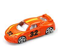 Race Car Toys 1:64 Metal Plastic Orange