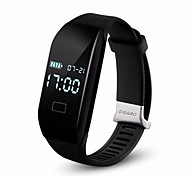 2017 diggro h3 pulseira inteligente freqüência cardíaca relógio Bluetooth 4.0 pedômetro calorias monitor de sono pulseiras inteligentes