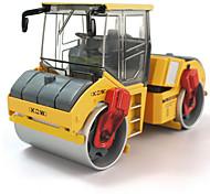 Строительная техника Игрушки Игрушки на солнечных батареях 1:28 Металл ABS Пластик Белый Модели и конструкторы