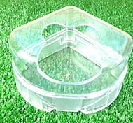 Roditori Pulizia Plastica Trasparente