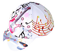 Hat Bike Breathable Quick Dry Windproof Insulated Limits Bacteria Reduces Chafing Sweat-wicking Soft Sunscreen Women's Men's Unisex White