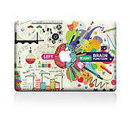 For MacBook Air 11 13/Pro13 15/Pro with Retina13 15/MacBook12 Home Range Decorative Skin Sticker
