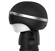 3 inch Wireless Mini Creative doll wireless Bluetooth speakers  Portable Mushroom  Stereo Bluetooth Speaker for Mobile Phone iPhone Xiaomi Computer