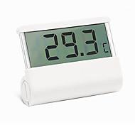 Aquarium Thermometers Digital LCD Energy Saving White