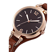New Fashion Ladies Watch clock Genuine Leather montre femme Rivets quartz watch Wrist watches female watch Bracelet watch relogio feminino
