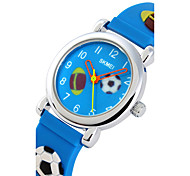 Fashionable Joker Candy Color Waterproof Noctilucent Children Watch
