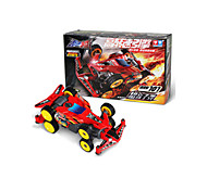 Race Car Toys 1:12 Plastic Red