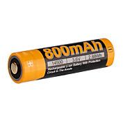 fenix 16650 700mAh 3.7v Li-ion recargable de baterías de ARB-l16-700