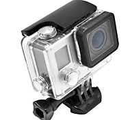 Defary Smooth Frame Protective Case Waterproof Housing Mount/Holder Waterproof For Gopro Hero 3+ Gopro Hero 4
